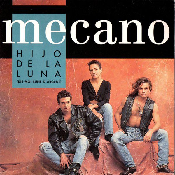 Mengenal Album Perdana Band Legendaris Mecano
